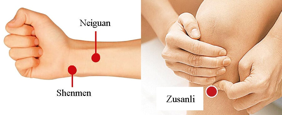 acupressure weight loss 1