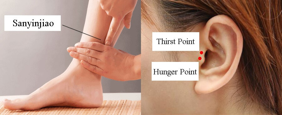 acupressure weight loss 2